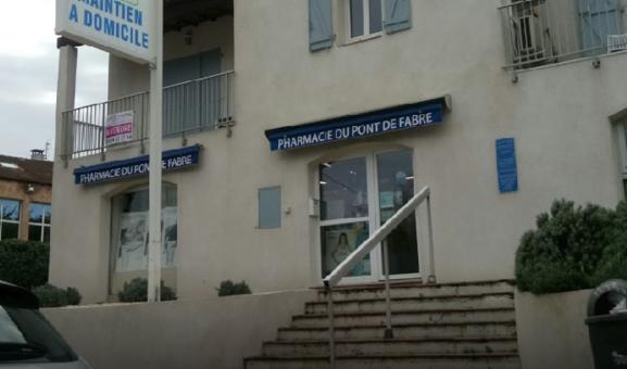 Pharmacie du Pont de Fabre, LA SEYNE SUR MER