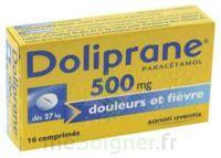 DOLIPRANE 500 mg Comprimés 2plq/8 (16) à LA SEYNE SUR MER