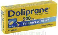DOLIPRANE 500 mg Gélules B/16 à LA SEYNE SUR MER