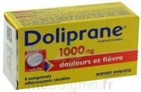 DOLIPRANE 1000 mg Comprimés effervescents sécables T/8 à LA SEYNE SUR MER