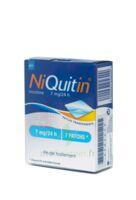 NIQUITIN 7 mg/24 heures, dispositif transdermique B/7 à LA SEYNE SUR MER