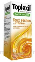 TOPLEXIL 0,33 mg/ml sans sucre solution buvable 150ml à LA SEYNE SUR MER