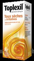 TOPLEXIL 0,33 mg/ml, sirop 150ml à LA SEYNE SUR MER