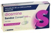 DIOSMINE SANDOZ CONSEIL 600 mg, comprimé pelliculé à LA SEYNE SUR MER