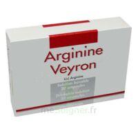 ARGININE VEYRON, solution buvable en ampoule à LA SEYNE SUR MER