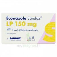 ECONAZOLE SANDOZ L.P. 150 mg, ovule à libération prolongée à LA SEYNE SUR MER
