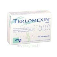 TERLOMEXIN 200 mg, capsule molle vaginale à LA SEYNE SUR MER