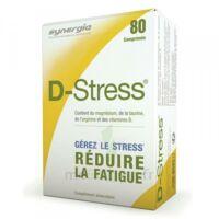 D-STRESS, boite de 80 à LA SEYNE SUR MER