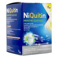 NIQUITIN 4 mg Gom à mâcher médic menthe glaciale sans sucre Plq PVC/PVDC/Alu/100 à LA SEYNE SUR MER