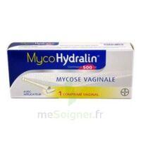 MYCOHYDRALIN 500 mg, comprimé vaginal à LA SEYNE SUR MER