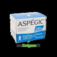 ASPEGIC 500 mg, poudre pour solution buvable en sachet-dose 20 à LA SEYNE SUR MER