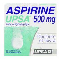 ASPIRINE UPSA 500 mg, comprimé effervescent à LA SEYNE SUR MER