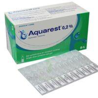 AQUAREST 0,2 %, gel opthalmique en récipient unidose à LA SEYNE SUR MER