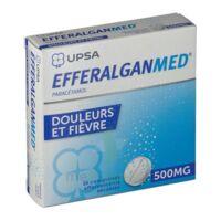 EFFERALGANMED 500 mg, comprimé effervescent sécable à LA SEYNE SUR MER