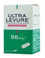 ULTRA-LEVURE 50 mg Gélules Fl/50 à LA SEYNE SUR MER