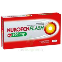 NUROFENFLASH 400 mg Comprimés pelliculés Plq/12 à LA SEYNE SUR MER