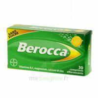 Berocca Comprimés effervescents sans sucre T/30 à LA SEYNE SUR MER