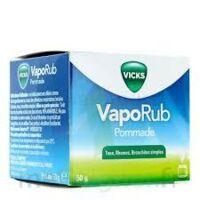 VICKS VAPORUB, pommade 50g à LA SEYNE SUR MER