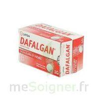 DAFALGAN 1000 mg Comprimés effervescents B/8 à LA SEYNE SUR MER