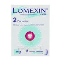 LOMEXIN 600 mg Caps molle vaginale Plq/2 à LA SEYNE SUR MER