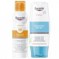 Eucerin Sun Sensitive Protect SPF50 Coffret brume à LA SEYNE SUR MER