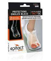 EPITACT SPORT PROTECTIONS ONGLES BLEUS EPITHELIUMTACT 02, Xlarge à LA SEYNE SUR MER