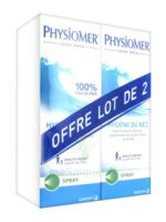Physiomer Solution nasale adulte enfant 2*Sprays/135ml à LA SEYNE SUR MER