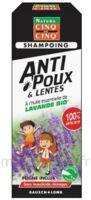 Cinq sur Cinq Natura Shampooing anti-poux lentes lavande 100ml à LA SEYNE SUR MER