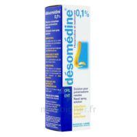 DESOMEDINE 0,1 % S pulv nas en flacon Spray/10ml à LA SEYNE SUR MER