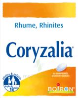 Boiron Coryzalia Comprimés orodispersibles à LA SEYNE SUR MER